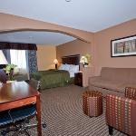 Foto van Comfort Inn & Suites Mount Pleasant