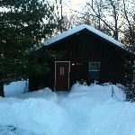 Foto di The Nest at Palisades Cabins