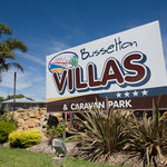 Busselton Villas Entrance only 1.5 kms from town centre