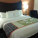 Bilde fra Fairfield Inn & Suites Huntingdon Raystown Lake