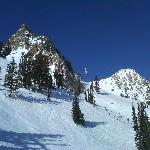  The beauty of Snowbasin