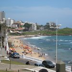 Farol da Barra beach