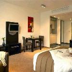 Arass Suite Inn Brussels - The Lounge照片