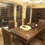 PRestaurant And Lounges Wine Cellar