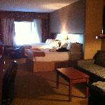 Foto van Days Inn and Suites Strathmore