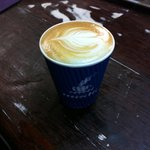 our amazing Latte!