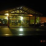  Reception at night