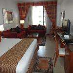 Foto de Golden Sands Hotel Apartments