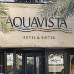  The Aqua Vista frontage