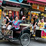 The Village Trishaw Tour