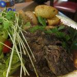  Braised beef special