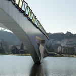 Pedro and Ines Footbridge (Ponte Pedro y Ines)