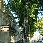 quartier Will's Hotel Narbonne