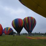 Volar en Globo Aerostatico (hot-air balloon)