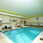 Relax in our indoor heated pool