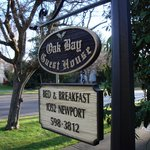 Foto de Oak Bay Guest House