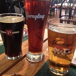 You'll find all Yuengling on tap!