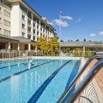 Crowne Plaza Norwest Outdoor Lap Pool