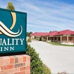 Quality Inn Ambassador International Orange