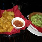 might be the best guacamole we've had!