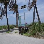 Dania Beach boardwalk