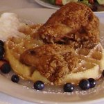 Wow Chicken & Waffles!