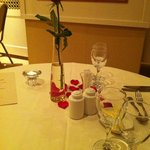 Restaurant at Alveston House Hotel