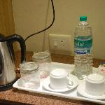  Tea/Coffee Maker Facility with Complimentary Mineral Water Bottles