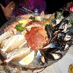 Superb Fresh Seafood Platter!!!