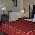 Comfort Suites UCF/ Research Park: King Suite