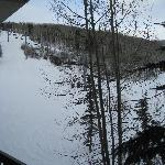  Outdoor View of Balcony (Elkhorn Lift is RIGHT there)