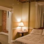 One of our 14 Rooms in the HIstoric Meeker Hotel