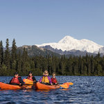 Byers Lake Paddle Trip - Denali State Park