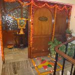  Entrance decorations for Diwali