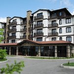 Apartments at 3 Mountains Resort & Spa