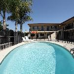 Americas Best Value Inn Hotel Visalia Foto