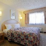 Foto van Americas Best Value Inn Hotel Visalia