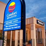 Welcome to the Comfort Inn Nagambie