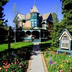 ‪Bozeman's Lehrkind Mansion Bed and Breakfast‬