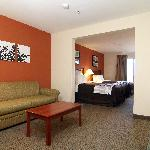 Foto van Sleep Inn & Suites Hobbs New Mexico Hotel
