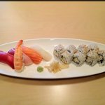 Sushi Lunch Special (California Roll and 5pcs Nigiri)