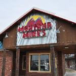 Montana Mike's in McPherson, KS is in the same building as the Best Western front office.