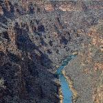  The Rio Grande Gorge (shot from the bridge)