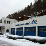 Sports Camp Tirol this January.
