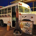 Marfa Lights Party Bus