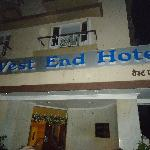 West End Hotel resmi