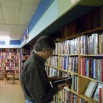 Browsing Recycled books