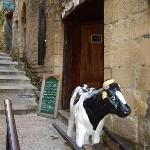 Farm restaurant, Sarlat