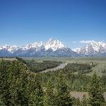 Tetons in Summer