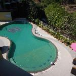  pool from our balcony